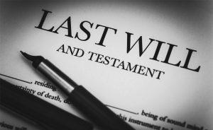 διαθήκη στο εξωτερικό δικηγόρος
