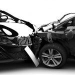 Τροχαίο ατύχημα - Υλικές ζημιές